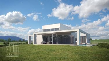 Family house, Bystrice / / Client: atelier KOHLarchitekti
